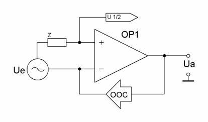 схема подключения к активному сабу